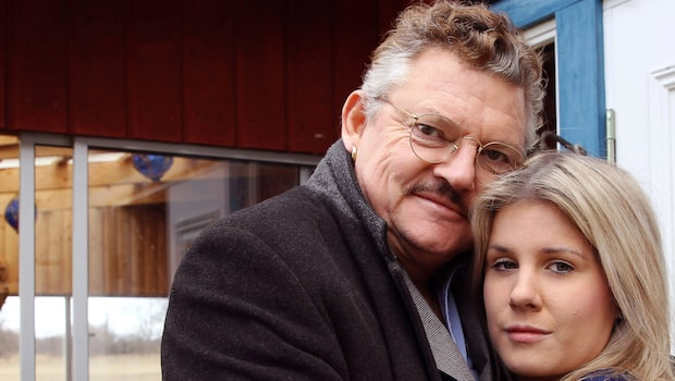 Dan Ekborg, 60, om kärleken till Emma Ekborg, 25