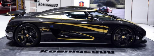 världens snabbaste bil 2018