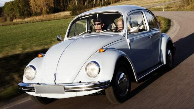 Volkswagen Bubbla.