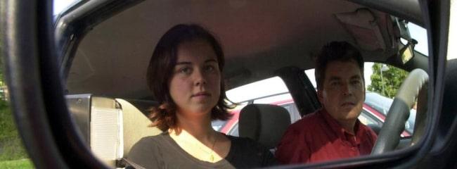 Hanna Fritzell och Lars Karlsson Centrala Trafikskolan i Falun.