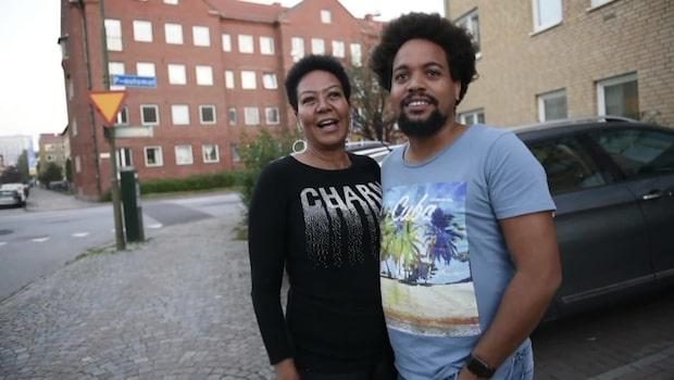 Maria, 59, fann kärleken i dansläraren Sergio, 28