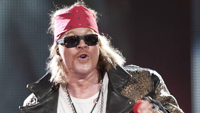 Axl Rose Foto: Jordan Axtman / Retna Ltd. / ALL OVER PRESS RETNA LTD