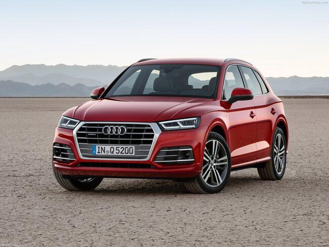 Audi Q5 är en av modellerna som återkallas.