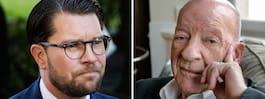 """PG Gyllenhammar om SD: """"De är fascister"""