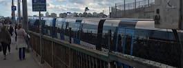 Stort stopp i tunnelbanan – prognos saknas