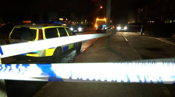 Två unga man gav sig på en tredje med kniv i Malmö. Foto: Mikael Nilsson