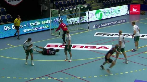 Highlights: HK Malmö-OV Helsingborg