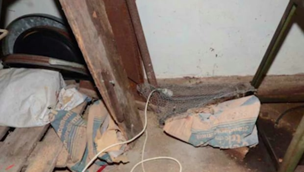Man låg gömd i soptunna –mordmisstänkt åtalas