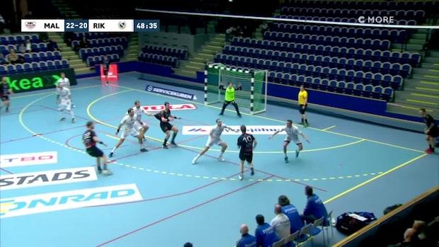 Höjdpunkter: HK Malmö–Redbergslid