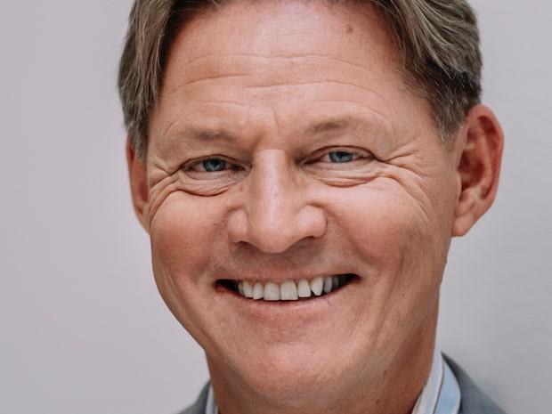 Mikael Sandströms ord efter dejten med Lotta Engberg