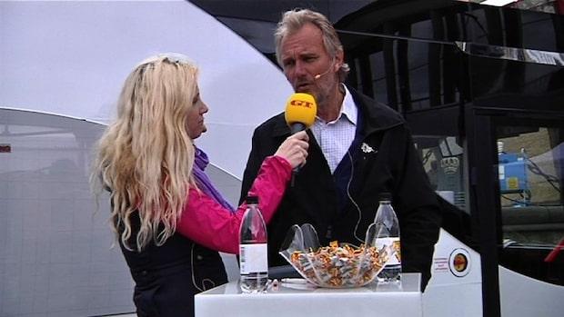 Harald Treutiger om hjärtinfarkten