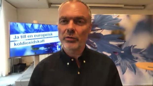 Jan Björklund (L) om petningen av EU-toppen Cecilia Wikström