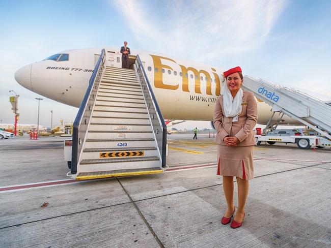Emirates har också skapat förvirring bland sina kunder.