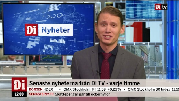 Di Nyheter 12.00 25 september 2017
