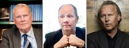 Three members leave the Swedish Academy