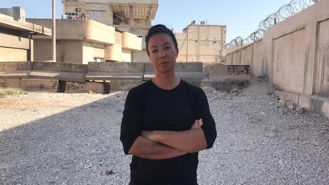 Magda Gad i Raqqa.