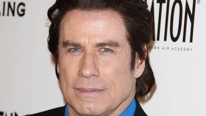 John Travolta. Foto: MANDATORY BYLINE: JUAN RICO/FAME / STELLA PICTURES