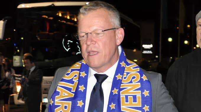 Traustason togs till Sverige av förbundskapten Janne Andersson, tillsammans vann de SM-guld med Norrköping 2015. Foto: HENRIK ISAKSSON/IBL / /IBL