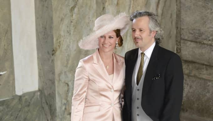 Prinsessan Märtha Louise och Ari Behn skiljer sig. Foto: Christian Örnberg
