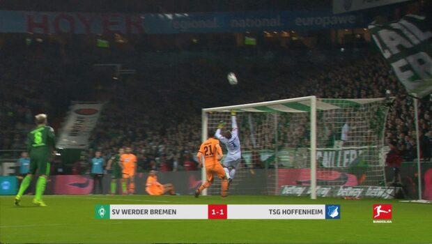 Drama under slutminuterna när Hoffenheim kryssade