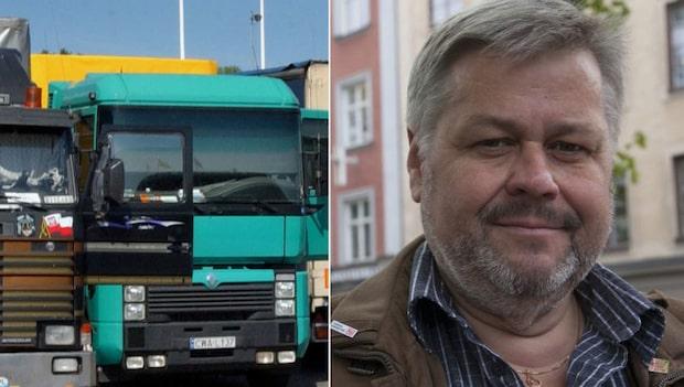 Transports ordförande avgår efter granskning