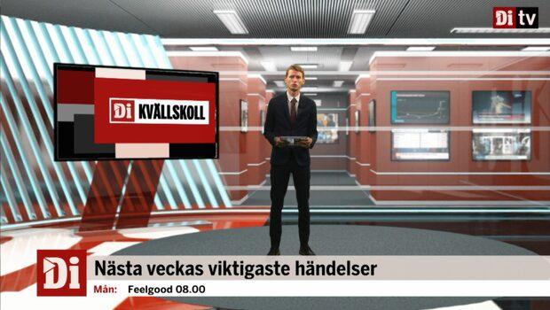 Kvällskoll - 6 juli 2018