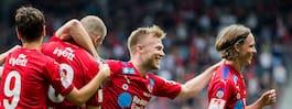 Firade 20 år med drömträff – gav poäng till Helsingborg