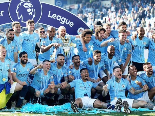 Det här är Premier League