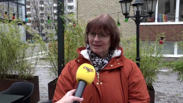 """Margareta hyllas för sin insats i materielkrisen: """"Kul och hedrande"""""""