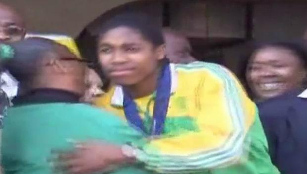 Semenya stoppas av IAAF:s nya regler