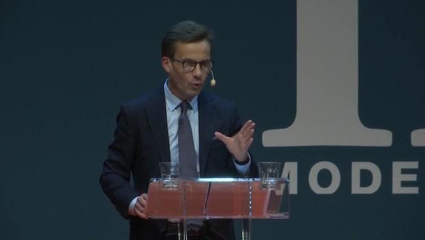 """Moderata uppmaningen till Kristersson: """"Samtala med SD"""""""