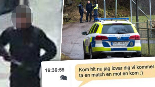 """Lurades i chattfälla – knivhöggs till döds vid skola: """"Gått över alla gränser"""""""
