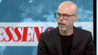 """Anders Nunstedt: """"Avicii hade ett otroligt öra för melodier"""""""