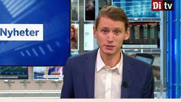 Di Nyheter: Världens börser vänder ner