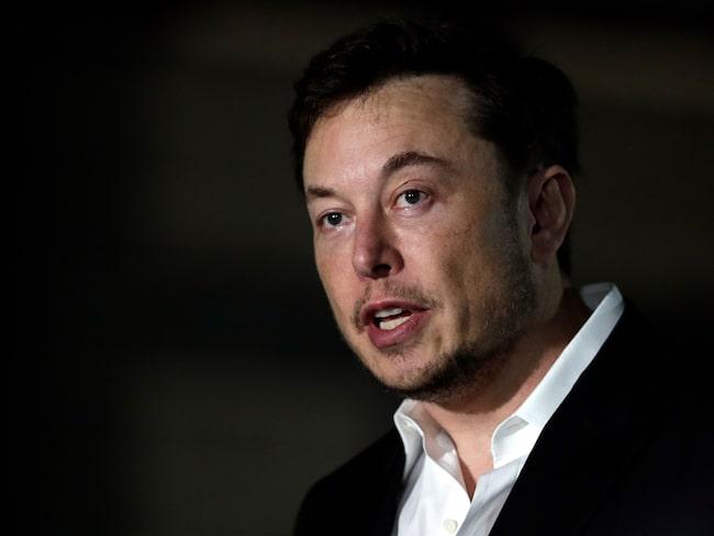 Teslas vd Elon Musk är, återigen, i blåsväder.