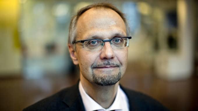 Ulf Bjereld, ordförande för Socialdemokrater för tro och solidaritet. Foto: ADAM IHSE / TT