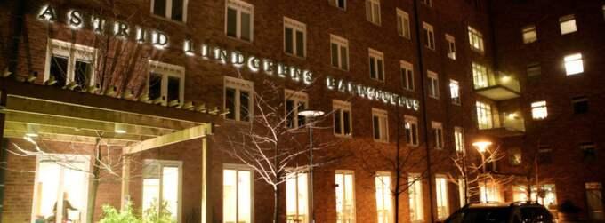 Den läkare som misstänktes för dråp på den tremånader gamla Linnea på Astrid Lindgrens sjukhus frias helt av Solna tingsrätt. Foto: Jonas Lemberg