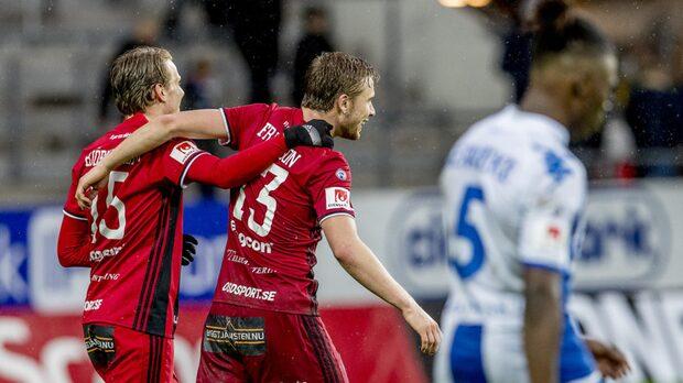 Höjdpunkter: IFK Göteborg-Östersund