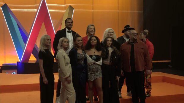 Här är artisterna i Melodifestivalen 2019