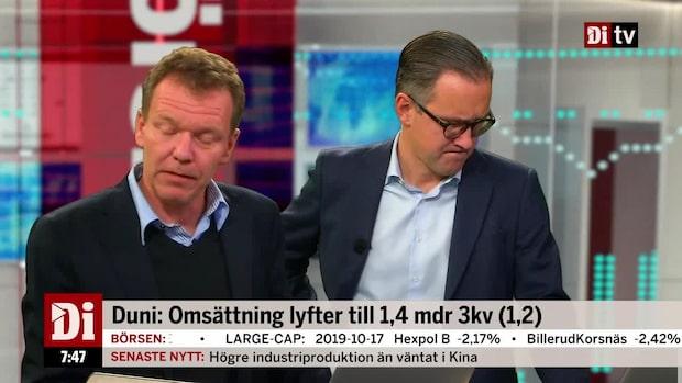 Atrium Ljungberg stärker förvaltningsresultatet – vinst- och marginallyft för Duni