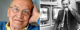 Åke Ortmark skrämde makten  –förändrade intervjuerna i tv