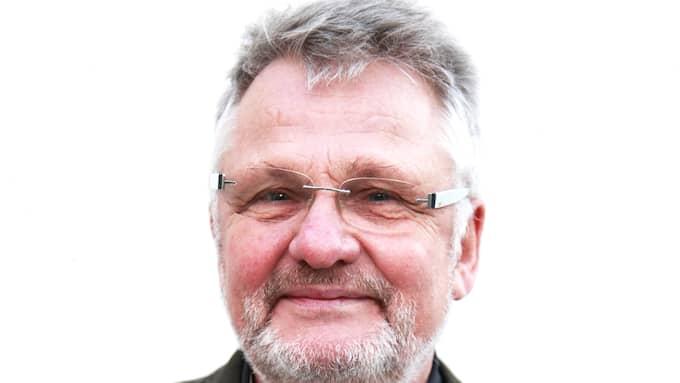 Claes Westberg (VV), partiledare. Foto: PRESSBILD