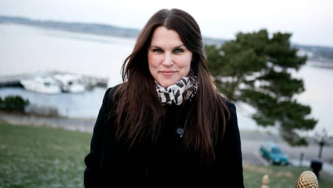 Mia Skäringer. Foto: LENNART REHNMAN / GT/EXPRESSEN