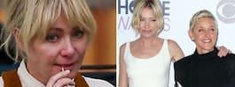 Ellen DeGeneres nära miljard-  skilsmässa – hustrun i tårar