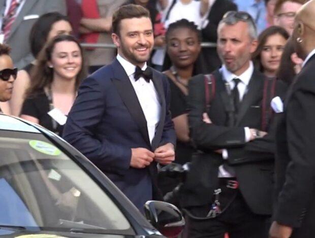 Justin Timberlake uppträder i Eurovision