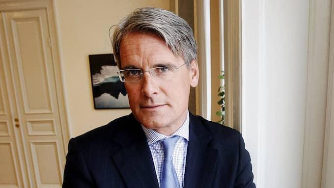 Finansmannen Christer Gardell kan nog jubla trots ett krisdrabbat Ericsson. Foto: Cornelia Nordström / EXPRESSEN / TT NYHETSBYRÅN