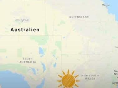 Varmaste dagen någonsin uppmätt i Australien