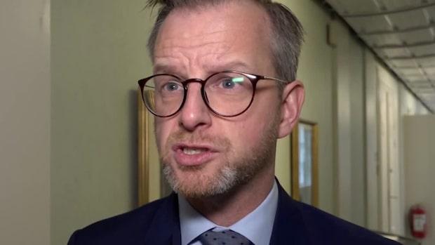 Damberg om kritiken mot Löfven efter intervjun i SVT