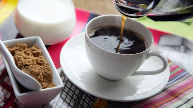 Kaffe minskar risken för bröstcancer.