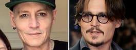 Johnny Depp erkänner  – efter oroande bilden